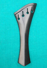VIOLA Tailpiece Ebony Harp Model Semi Hill style 4/4