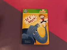 LeapFrog Tag Pen LeapReader Junior Book — IF I WERE ...
