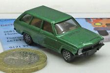 Herpa:  3001;   Opel Ascona Caravan,   grün met.