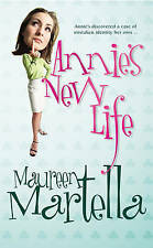 Annie's New Life, By Martella, Maureen,in Used but Acceptable condition