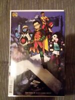 Teen Titans #20 Alex Garner Variant Cover 1st appearance of crush
