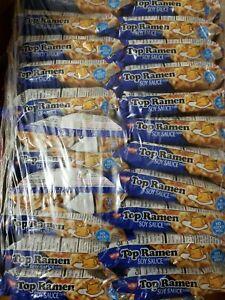 1. Nissin Top Ramen Noodle SOUP Soy Sauce Flavor 24 3 Oz 5 lb box