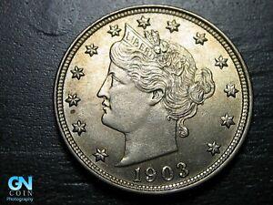 1903 Liberty V Nickel  --  MAKE US AN OFFER!  #K0217