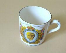 "King Edward VIII Coronation Mug. 1937. Bovey Pottery. 3"" High, approx."