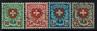 Switzerland SC# 200-203, Used - Lot 090416