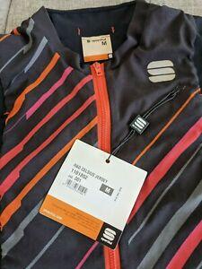 Sportful R&D Celsius Short Sleeve Jersey Black - Men's Medium
