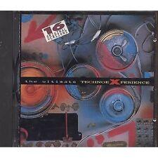 2 UNLIMITED APOLLO 440 FIRE ON HIGH CULTURE SHOCK MOLELLA - CD 1992  NEAR MINT