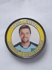 Tim Krull Norwich insignia de jugador