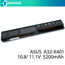 Battery for ASUS X501A X501U X501XB815A X501XB82A X501XC60U A31-X401 A32-X401