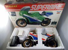 RARE! 1980's Shinsei Radio Elecon Japan R/C Super Bike Taiyo Kyosho Tamiya Tyco