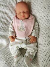 Bébé Reborn Dolls Full Body Silicone FILLE