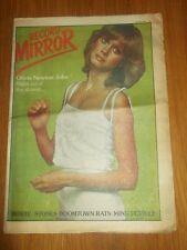 RECORD MIRROR JUNE 24 1978 BOWIE STONES BOOMTOWN RATS MINK DEVILLE SEX PISTOLS