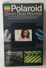 Genuine Original 35mm Polaroid Slide Mounter 35mm Photo