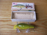 """Cotton Cordell Fred Young's Big """"O"""" Lure in Limited Edition in Box"""