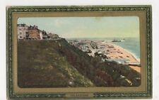 Folkestone, Tuck Framed gem Glosso 753 Postcard, B390