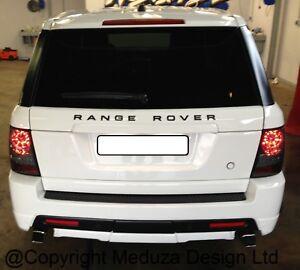 Range Rover Sport Autobiography Style Rear Bumper 2005-2012