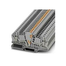 0128360000 NUOVO 10 pezzi Weidmüller valico-serie MORSETTO SAK 4 PA