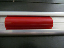 "1"" RED  35 FT. Vinyl Insert Molding Trim Screw Cover RV Boat Camper"