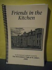 International Cookbook of The Newcomers' Club of St.John's Newfoundland 2006