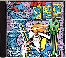 BOMB THE BASS- Into The Dragon CD 19Acid House Beat Dis/Megablast TIM SIMENON