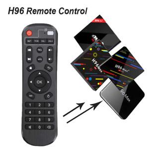 TÉLÉCOMMANDE ANDROID H96 Pro Plus H96 Max plus H96 MAX X2 H96 Pro BOX TV
