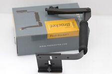 EXC+++ PROMASTER FLASH BRACKET MODEL 1, BOXED, BARELY USED