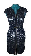 New MARK NEW YORK ANDREW MARK BLACK LACE DRESS SIZE 6