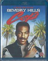 Beverly Hills Cop Trilogy (Region Free )Blu Ray