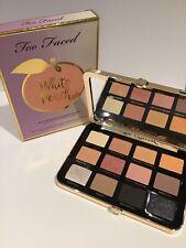 Too Faced - 'White Peach' eye shadow palette 1.25g BNWB Genuine