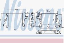 Nissens 96527 Intercooler Fit Nissan X-trail Td 01-07