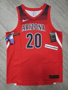 Andre Iguodala Arizona Wildcats Basketball Jersey-Navy