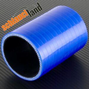 Silikonverbinder ID 57mm blau*** Ladeluftschlauch Silikon Schlauch Turboschlauch