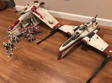 Star Wars ARC 179 Republic Gunship Lot