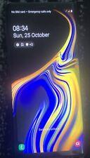Samsung Galaxy Note9 SM-N960 - 128GB - Ocean Blue (Three) (Dual SIM)