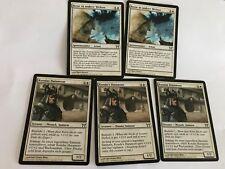 Magic Karten  3x Kondas Hatamoto  2x Reise in andere Welten Meister von Kamigiga