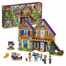 LEGO 41369 Friends Mia's Mini Doll Forest Nature House Building Toy Playset