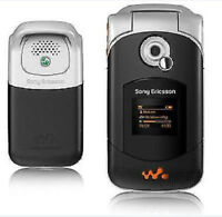 "Sony Ericsson W300 W300i Walkman 1.66"" Unlocked Bluetooth GSM Cellular Phone"