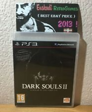Dark Souls II : Scholar of the First Sin // PS3 // PAL ESP - Completo