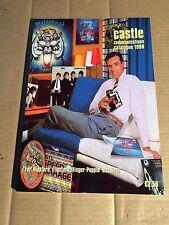 CASTLE COMMUNICATIONS - KATALOG - CATALOGUE - 1998 - LP - CD - MC