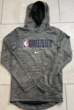 Nike Memphis Grizzlies NBA Team Issued Hoodie Ja Morant Men's Size XS