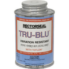 NEW Tru Blu Pipe Thread Sealant 118ml, water, gas, LPG, Oil, diesel, PTFE, Each