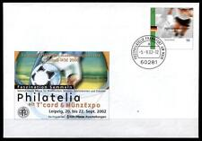 Fußball.WM-2006.Leipzig-offizieller Austragungsort  Fußball-WM-2006.GS. BRD 2002