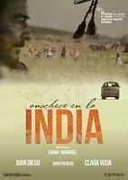 Anochece en la India Region 2 Nightfall in India Juan Diego, Javier Pereira DVD