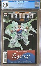 Taskmaster #3 Second Printing CGC 9.8