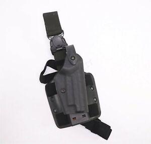 Safariland 6005-77 Drop Leg Tactical Holster RIGHT HAND RH Black SIG P220/P226