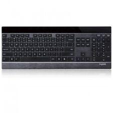 Rapoo E9270P 5GHz Wireless Ultra-slim Keyboard Black UK Layout