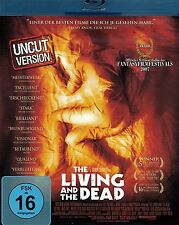 The Living And The Dead UNCUT (Blu-ray Steelcase)