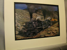 Denver Rio Grande Western Gunnison Canyon  By artist Railroad Archives Museum