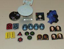 Star Trek Attack Wing (WizKids) USS Enterprise D (used)
