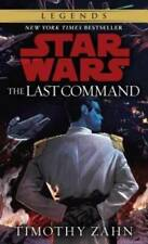 The Last Command (Star Wars: The Thrawn Trilogy) - Paperback - GOOD